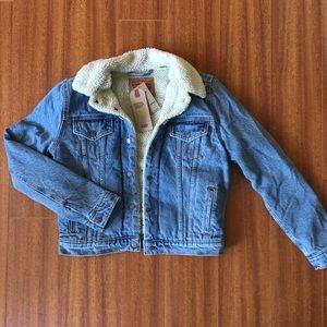Levi's Women Original Sherpa Trucker Jacket